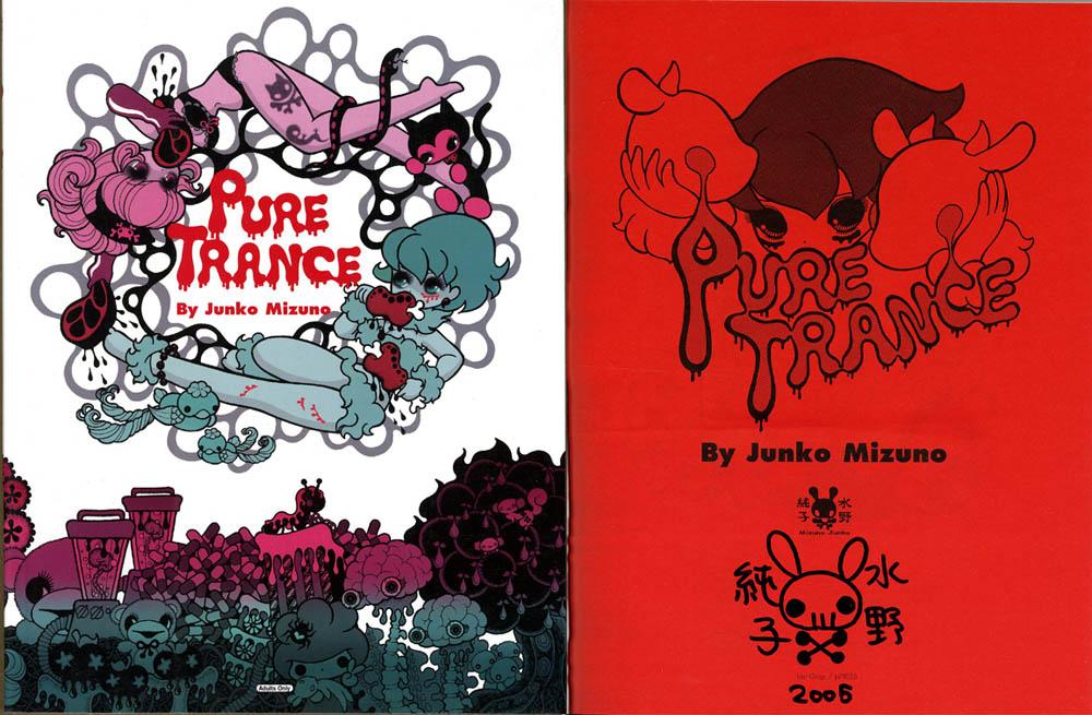 ontmoeten eerste blik delicate kleuren Details about Junko Mizuno SIGNED AUTOGRAPHED Pure Trance SC 1st Ed/1st  Print SKETCH Last Gasp